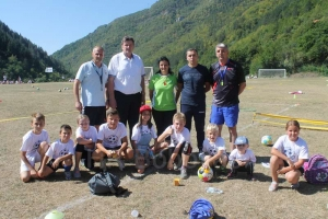 """Open fun football school"" u Varešu"