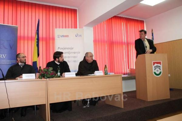 """Održana tribina """"Moj doprinos miru"""" u okviru projekta PRO-budućnost"""