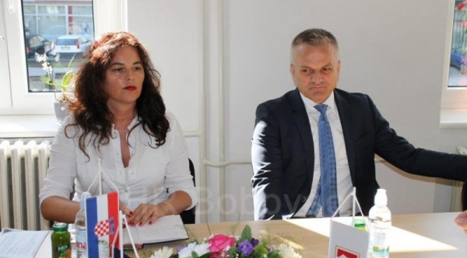 Državni tajnik RH Zvonko Milas posjetio Vareš
