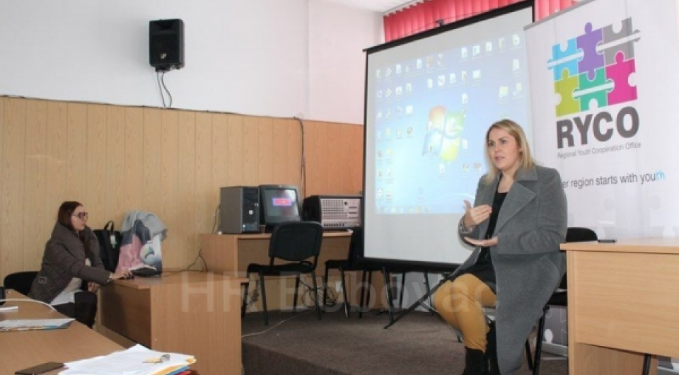 RYCO održao prezentaciju u Varešu