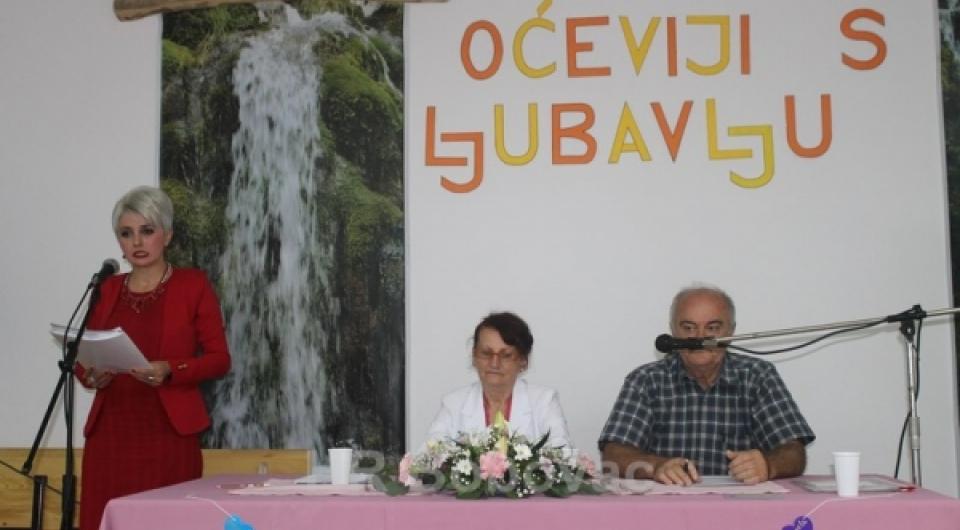 Oćeviji s ljubavlju - poetska večer s Desankom Franjković