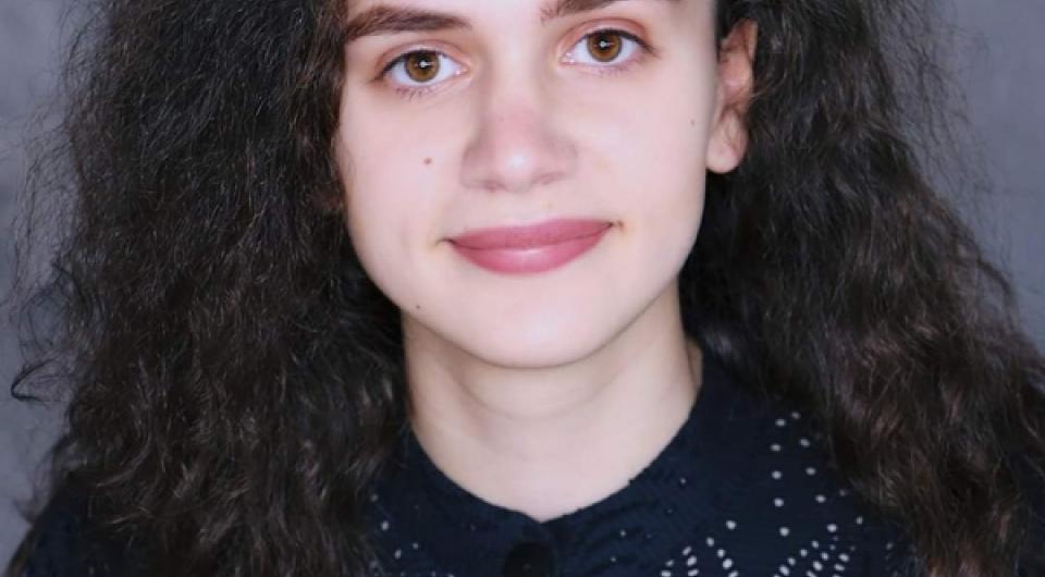 Ivana Miočević učenica generacije  srednje škole u Brezi