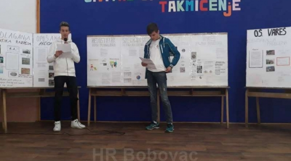 Održano općinsko natjecanje iz građanskog obrazovanja