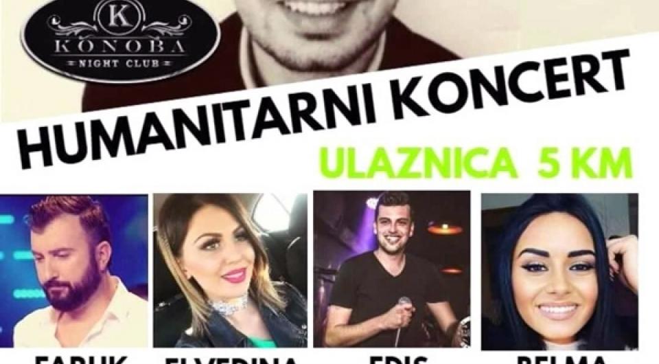 Humanitarni koncert za Zvonku Zlovića