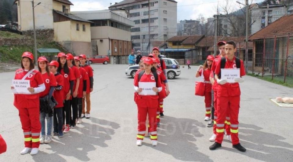 Održano općinsko natjecanje u pružanja prve pomoći