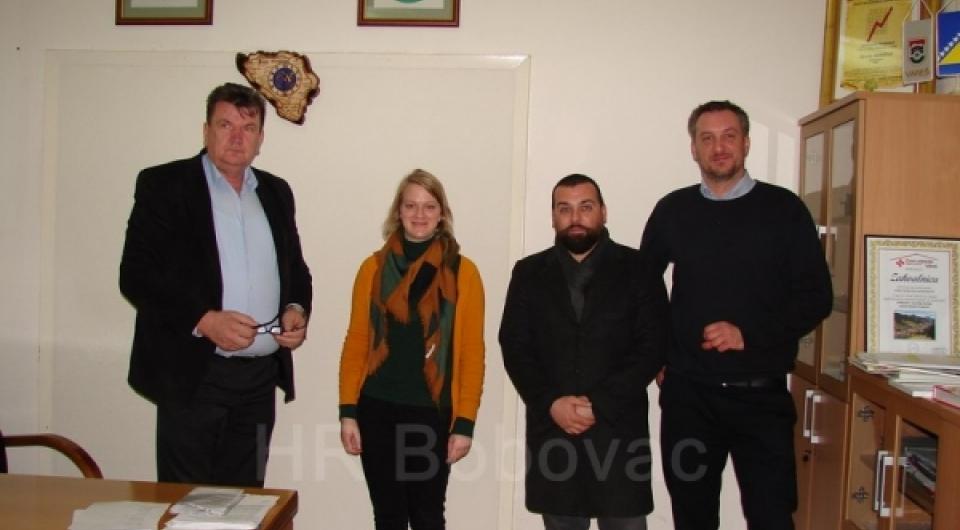 Predstavnici HELP-a posjetili Vareš