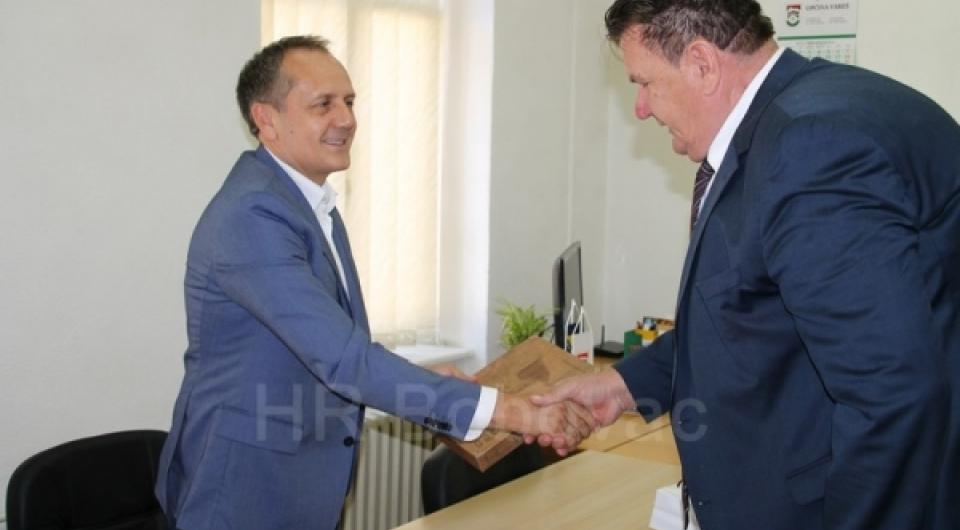 Predsjednik Skupštine grada Zagreba posjetio Vareš