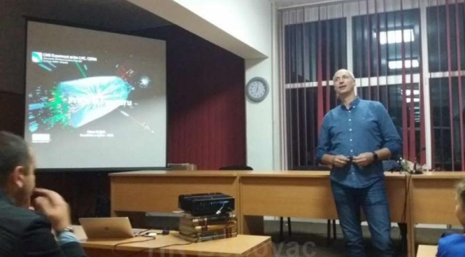 Dr. sc. Ivica Puljak održao predavanje u Varešu