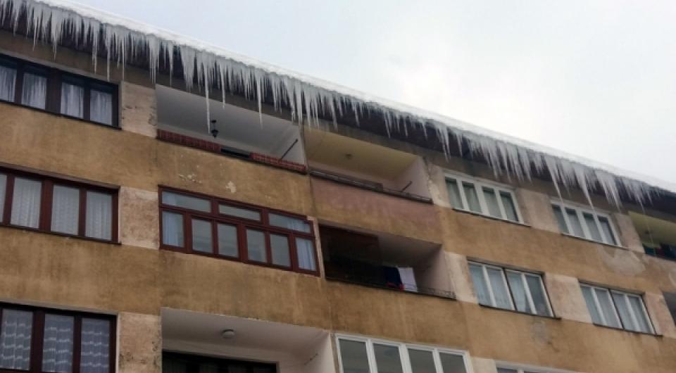 Obavijest o aktivnostima čišćenja snijega i leda iz JP Vareš stan