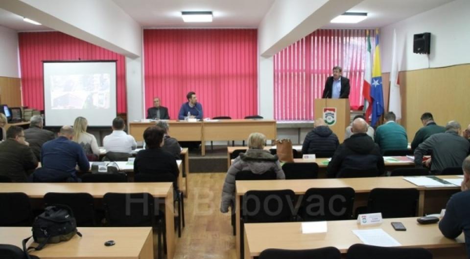 Zakazana 34. sjednica Općinskog vijeća Vareš