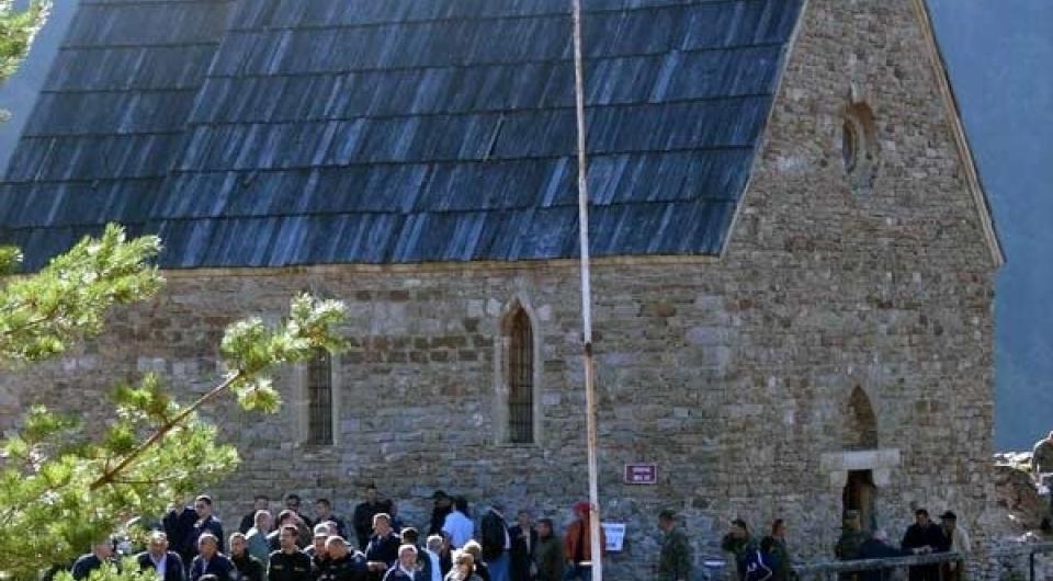 Najava - XX. molitveni dan za Domovinu na Bobovcu i XVIII. hodočašće Oružanih i redarstvenih snaga BiH